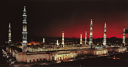 The Prophet Muhammad�s Mosque in Madinah