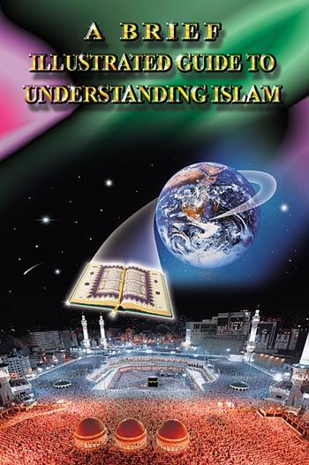 Petit guide illustré pour comprendre l'islam (couverture)